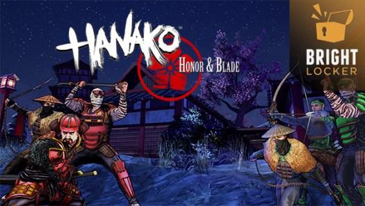 Hanako: Honor & Blade Samurai Ninja Multiplayer Game Now Available on BrightLocker