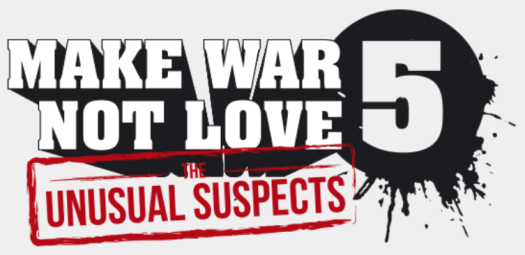 Make War Not Love 5 – The Unusual Suspects Announced by SEGA and its Studios