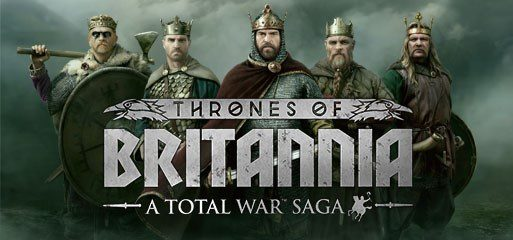 A Total War Saga: Thrones of Britannia Launching April 19