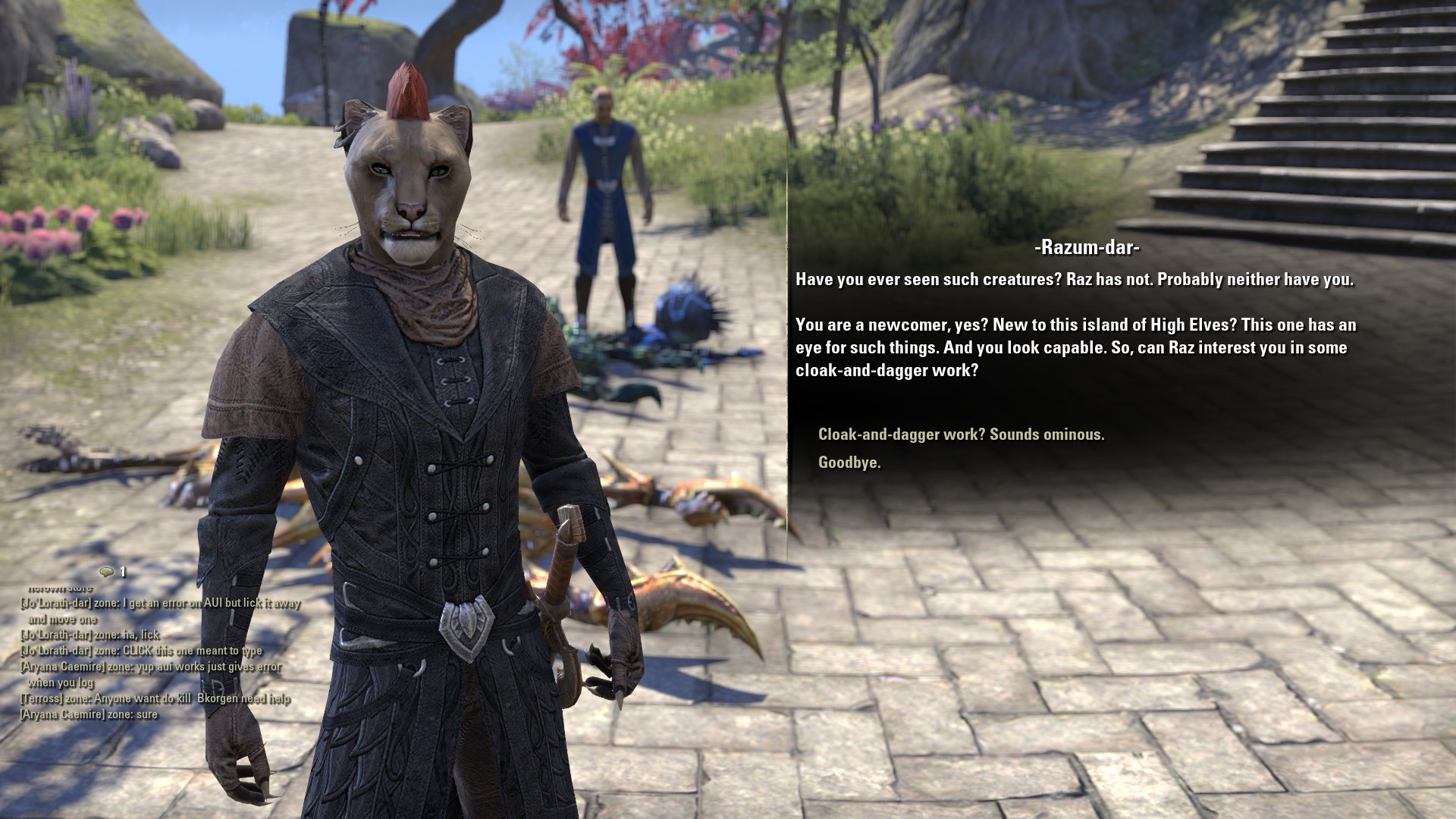 The Elder Scrolls Online: Summerset Expansion First