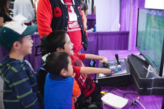 AbleGamers Foundation and Key Partners Donate $10,000 in Assistive Gaming Equipment to Children's Hospital in New Orleans
