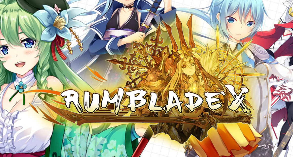 NUTAKU Introduces Battle for Supremacy: Sensual New Japanese Turn-Based RPG,  RUMBLADE - Gaming Cypher