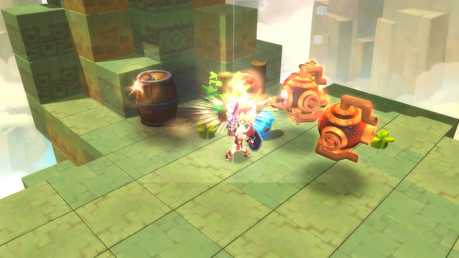 MapleStory 2 Gives Thanks to Players with Chaos Rising