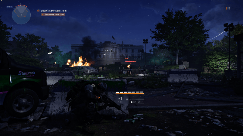Tom Clancy's The Division 2 Review for Xbox One - Gaming Cypher