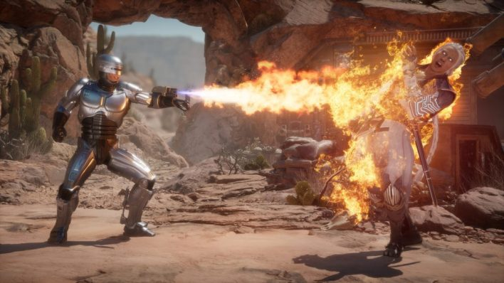 Mortal Kombat 11: Aftermath New Gameplay Video Features Upcoming ...