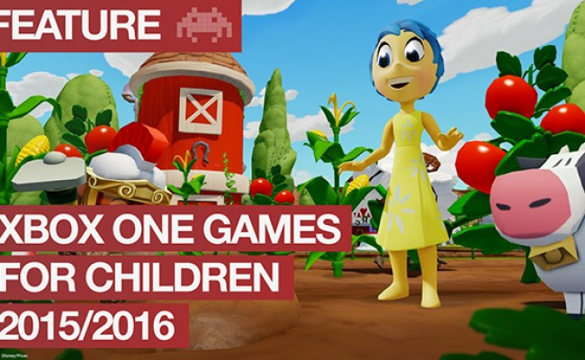 Xbox One Games For Children Xbox One Games For Kids
