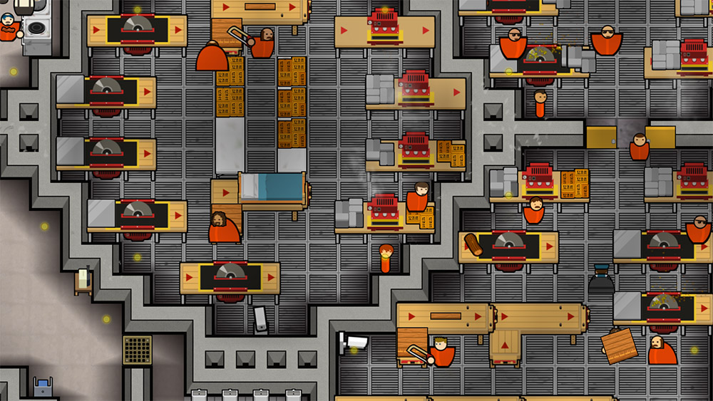 First Impressions Prison Architect Xbox One