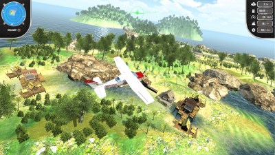 Buy Island Flight Simulator PC Game | Steam Download
