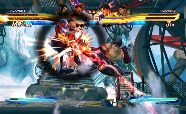 Buy Street Fighter X Tekken Pc Game Games For Windows