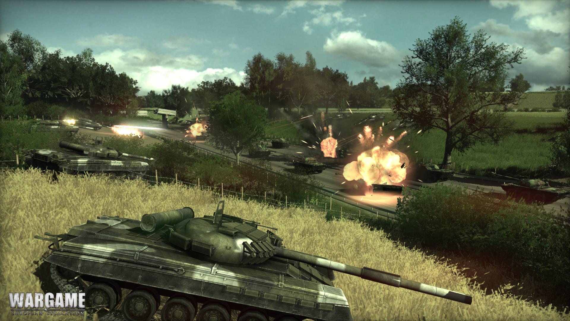 Acheter Wargame European Escalation Jeu PC | Steam Download