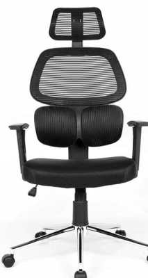 Coavas Office High Back PU Leather Computer Chair