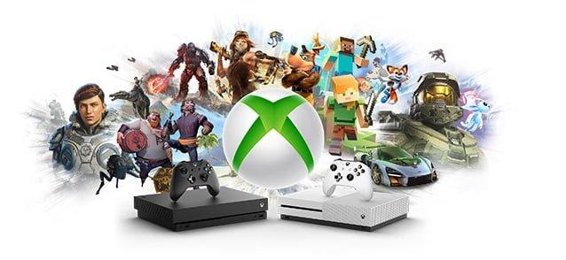 Xbox games image