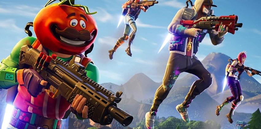 Xbox One S fortnite gaming
