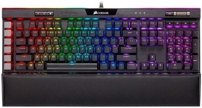 Corsair K95 RGB Platinum XT Gaming Keyboard