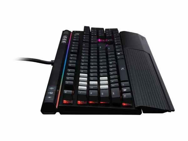 HyperX Alloys Elite RGB keyboard