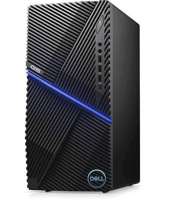 Dell G5 5090 gaming desktop LED