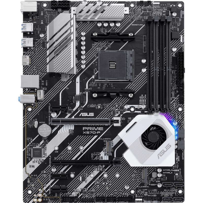 ASUS PRIME X570-P Motherboard