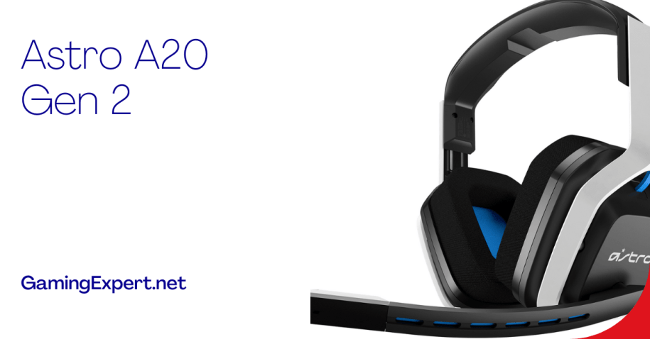 Astro A20 Gen 2 Wireless Gaming Headset Review