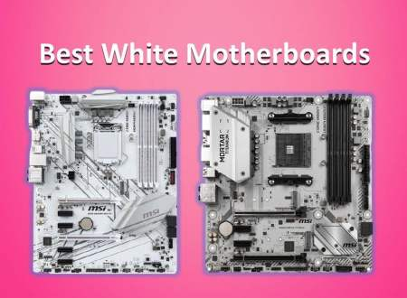 Best White Motherboards for Gaming – Top Picks