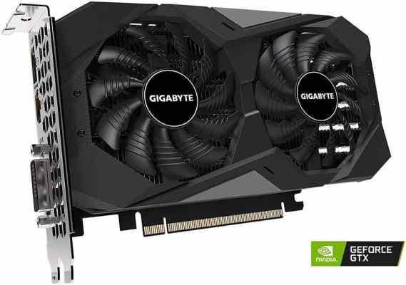 Gigabyte GeForce GTX 1650 D6