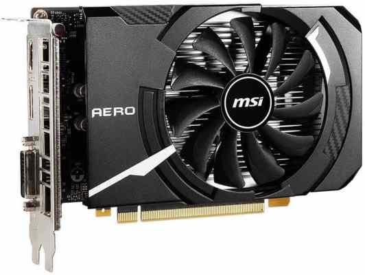 MSI Gaming GeForce GTX 1650 Standard