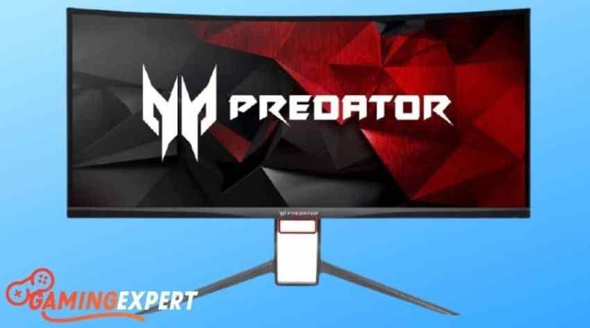 Acer Predator Gaming X34P