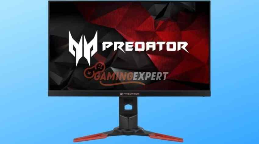 Acer Predator XB271HU Abmiprz