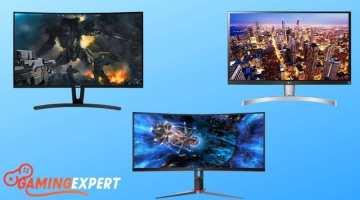 Best Gaming monitors under $500