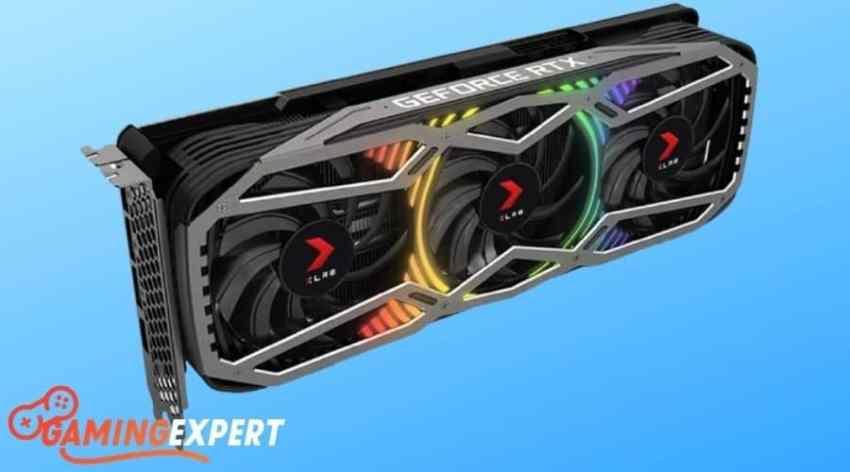PNY RTX 3070 XLR-8 Epic-X