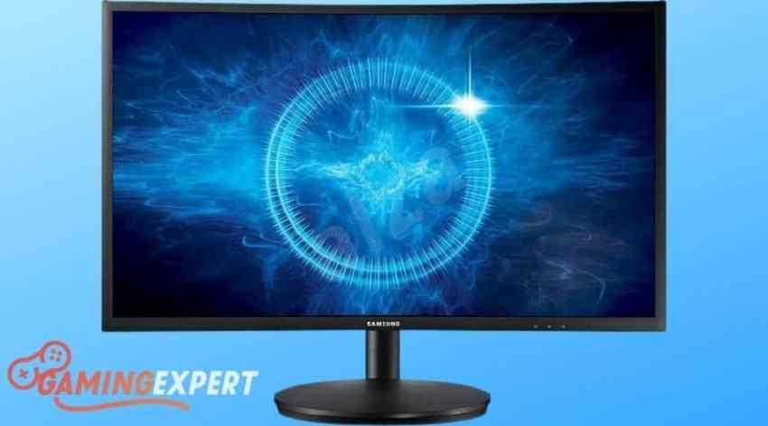 Samsung CFG7 QLED Gaming Monitor