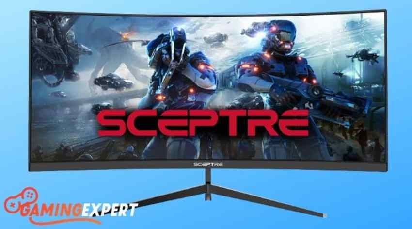 sceptre c305b-200un 30-inch curved gaming monitor