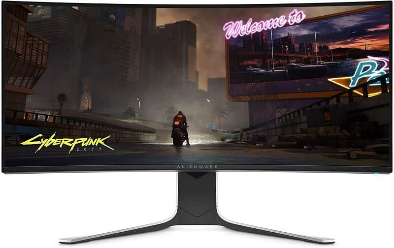 Alienware AW3420DW Curved