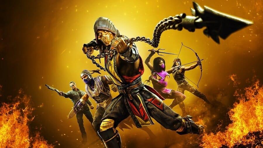 Mortal Kombat 11 - imgae 8