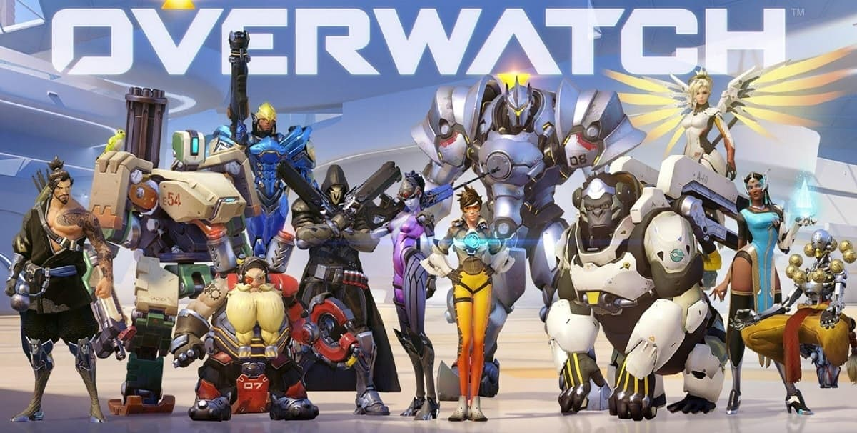 Overwatch Game - images