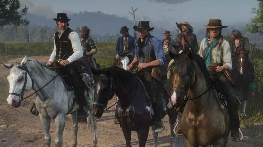 Red Dead Redemption 2 - image 5