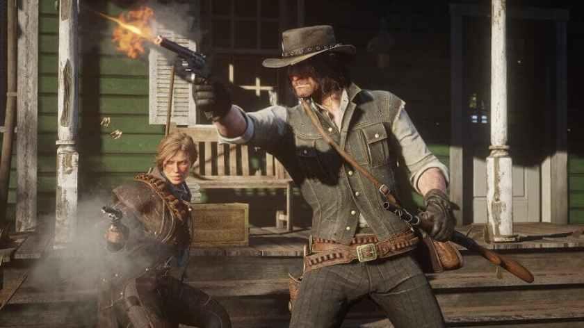 Red Dead Redemption 2 - image 8