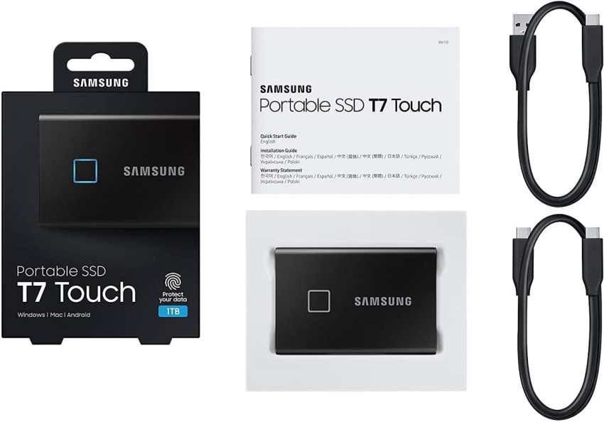 SAMSUNG T7 Touch Portable SSD Accessories