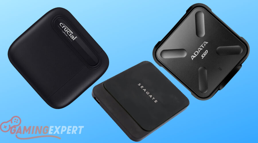 9 Best External SSDs for PC, Mac, and Xbox