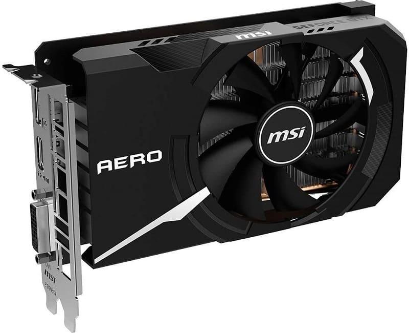 MSI GeForce GTX 1650 Super AERO ITX OC - Image 2