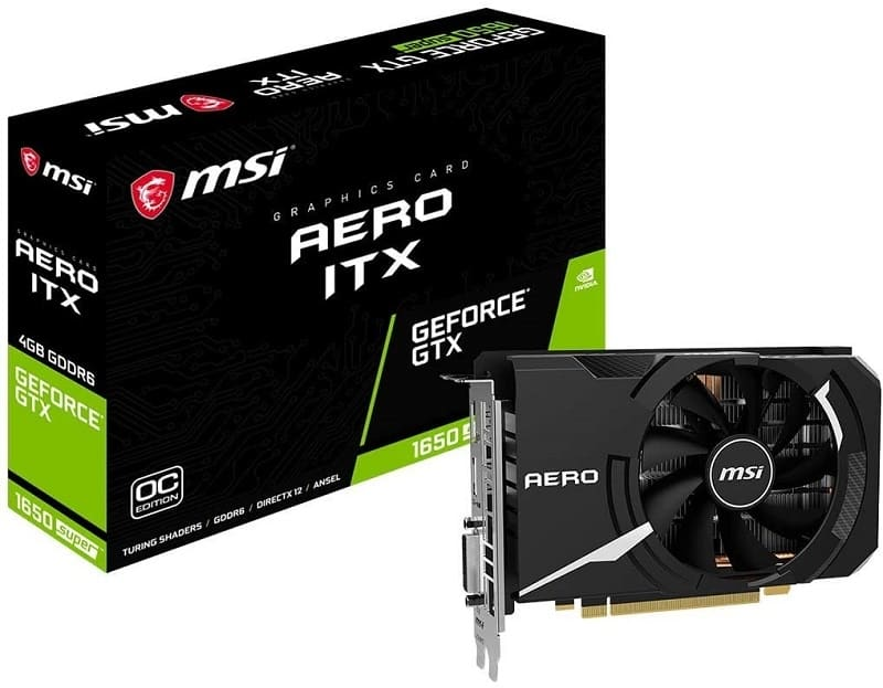 MSI GeForce GTX 1650 Super AERO ITX OC - Image 5
