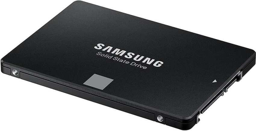 Samsung 860 EVO SATA III SSD 3