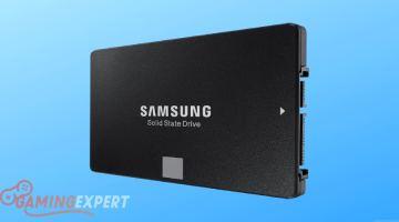 Samsung 860 EVO SATA III SSD