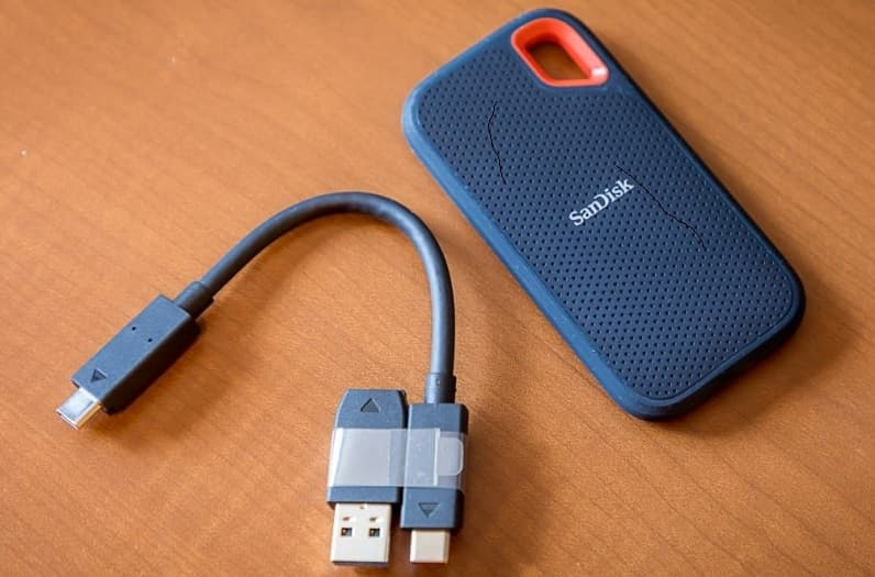 SanDisk 1TB Extreme Portable SSD - 1