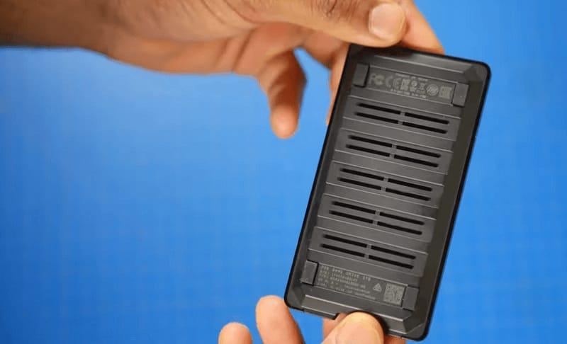 WD_Black P50 Game Drive Portable SSD image 8