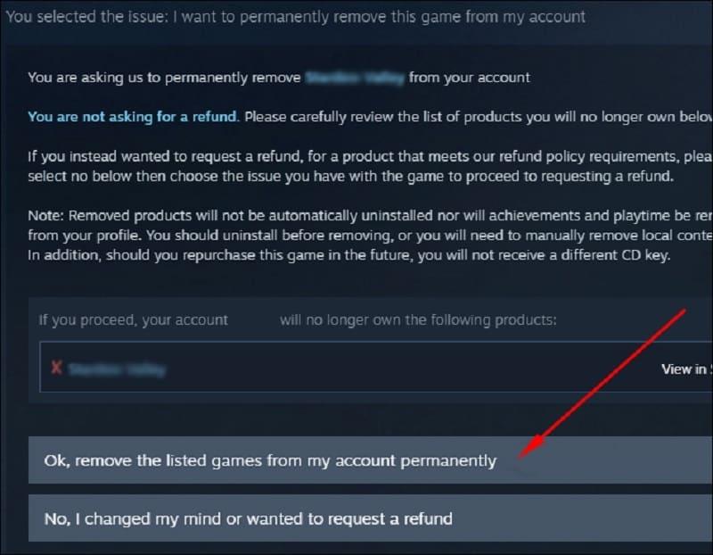 remove steam game 3