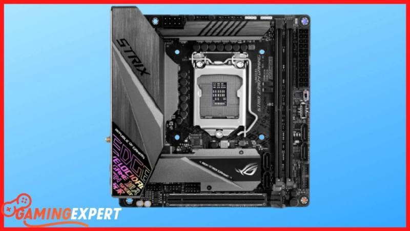 ASUS ROG Strix Z390-I Gaming Motherboard