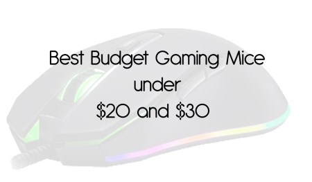 7 Best Budget Gaming Mice under $20-30 in 2021