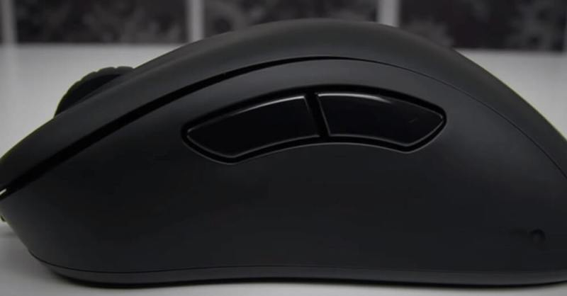 BenQ Zowie EC2 Ergonomic Gaming Mouse for Esports