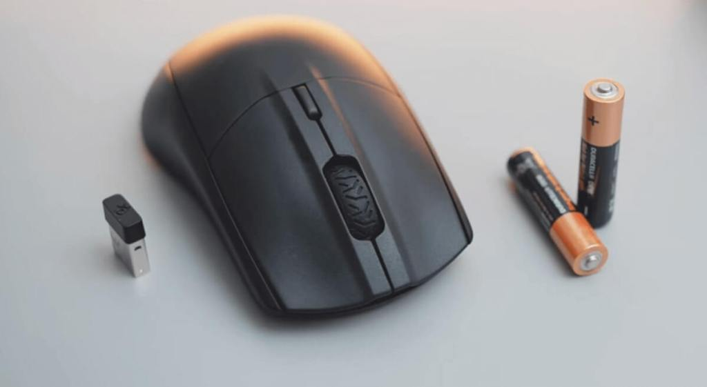 SteelSeries Rival 3 Wireless Gaming Mouse with accessories