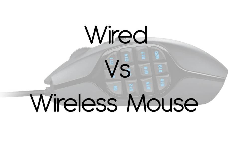Wired vs Wireless Gaming Mouse – Which Is Best For Gaming?